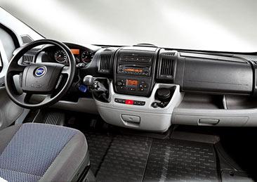 Fiat ducato avis conseils actualit s auto for Interieur fiat ducato 2000